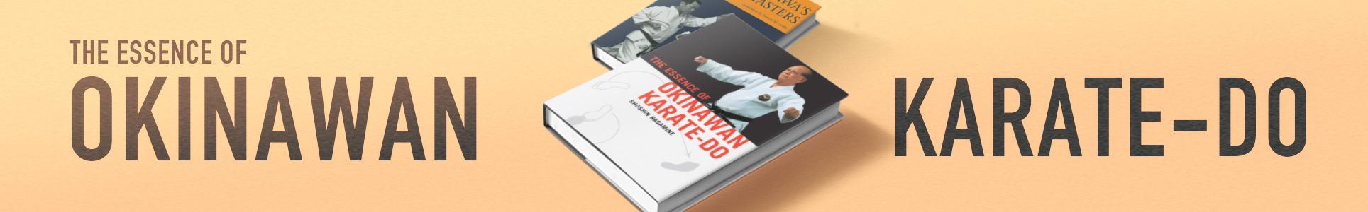 Shoshin Nagamine's The Essence of Okinawan Karate-do