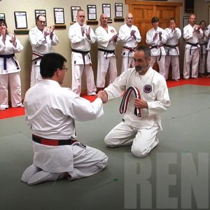 Renshi Belt Presentation