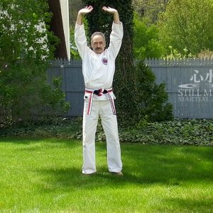 Baduanjin Qigong #1 Support the Sky for COVID Stress Relief