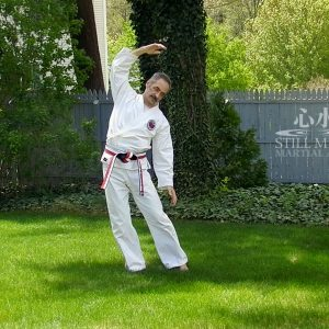 Baduanjin Qigong #5 Sway the Head and Hips