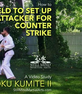 How to Yield to Set Up Attacker for Counter Strike - Yakusoku Kumite II Video Study