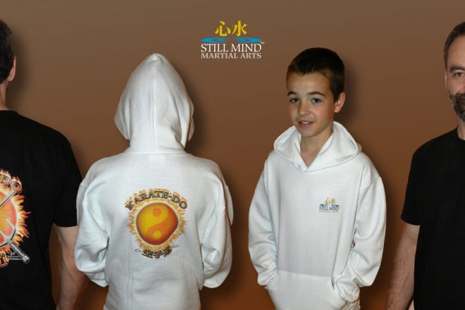 Origins of Still Mind Martial Arts T Shirt & Hoodie Merchandise
