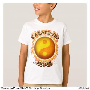 Yin/Yang Karate-do Kids T-Shirt