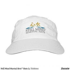 Still Mind Martial Arts Logo Hat