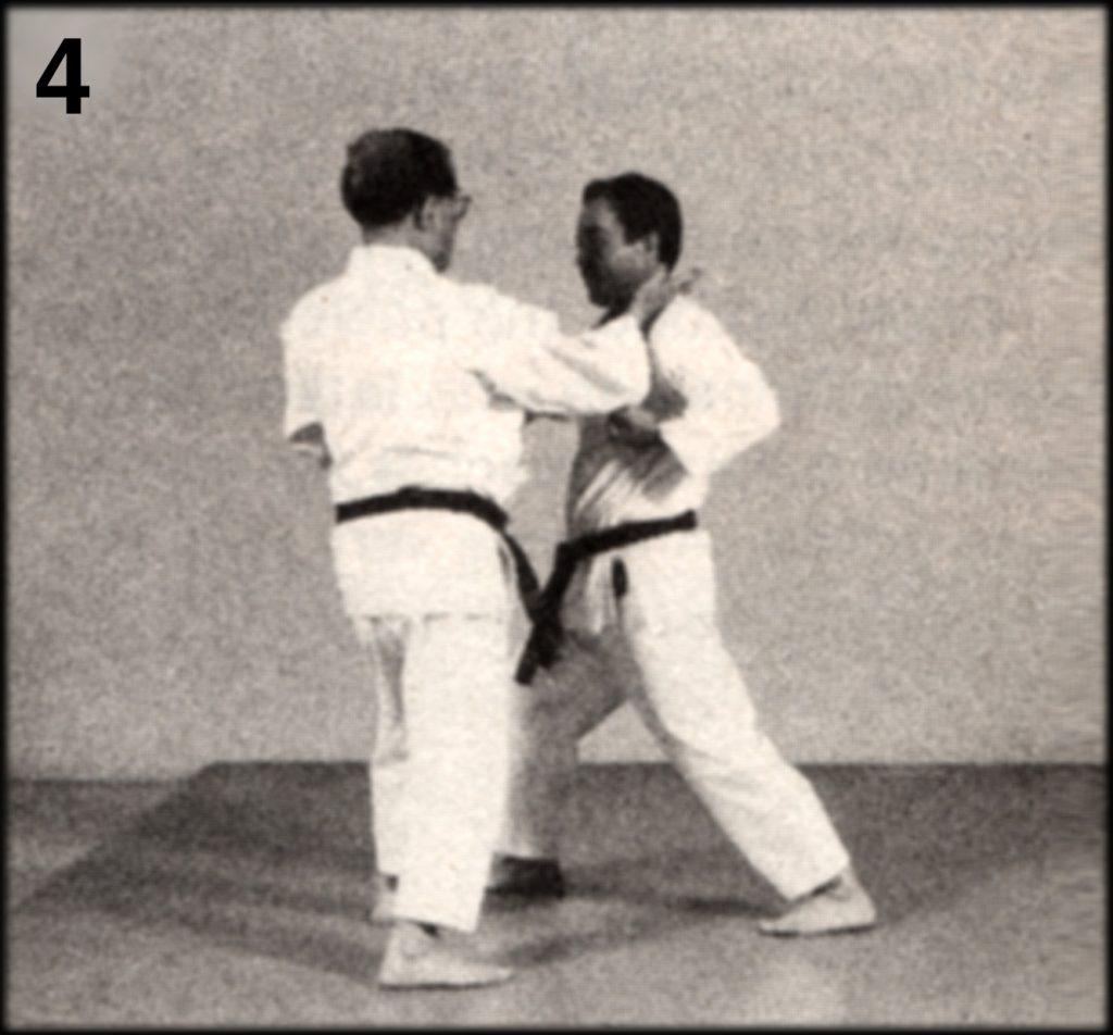 Shoshin Nagamine Demonstrates Yakusoku Kumite II #4