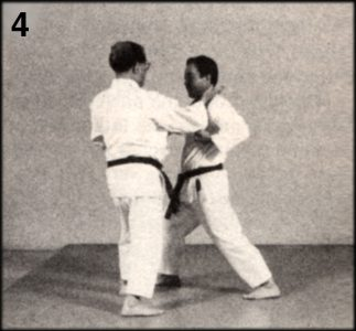 Final Move of Yakusoku Kumite II in 1983 Article