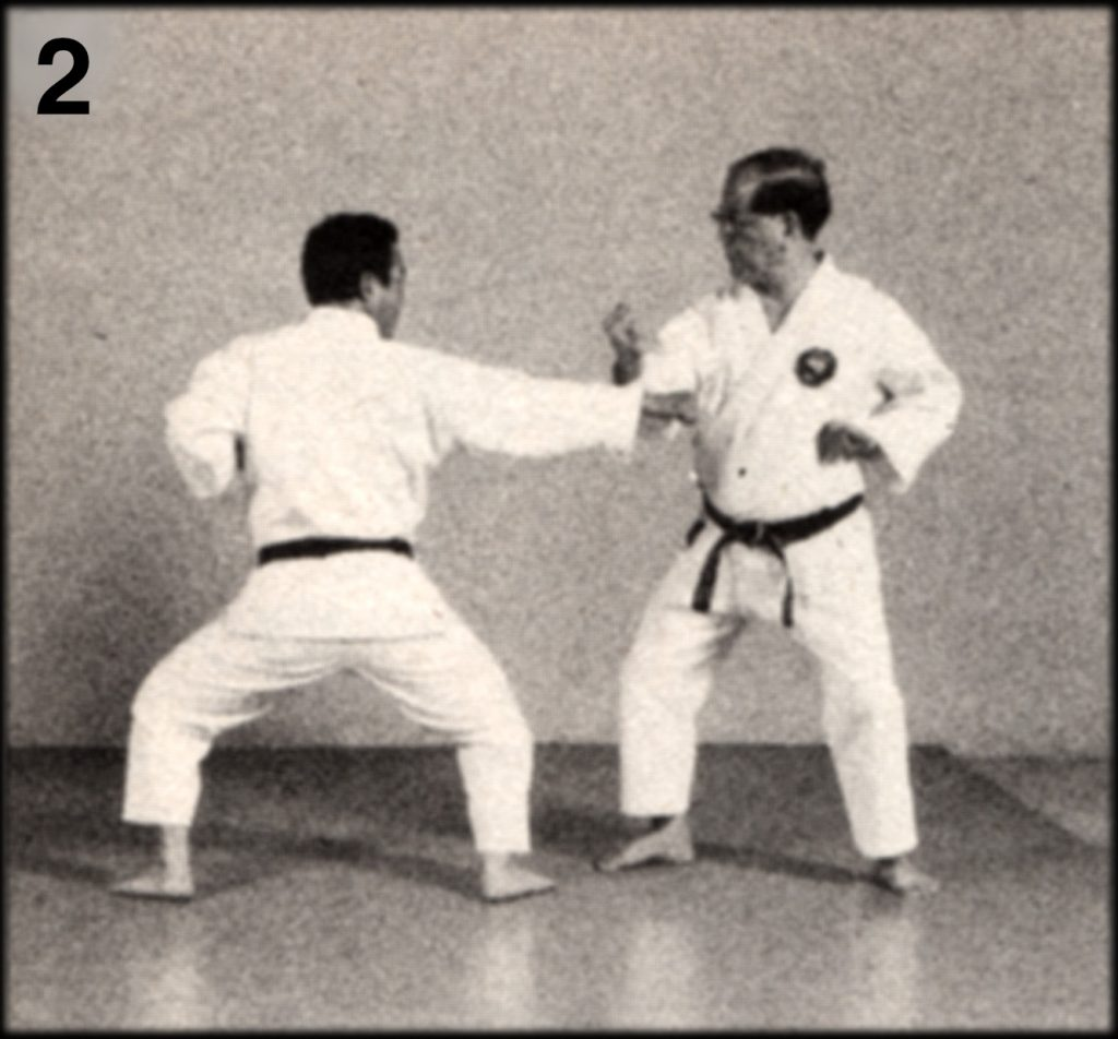 Shoshin Nagamine Demonstrates Yakusoku Kumite III #2