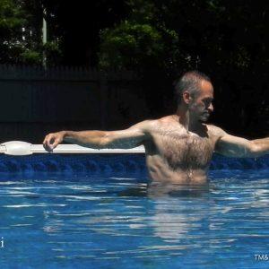 Tai Chi Meditative Movements in Water