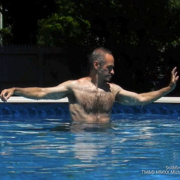 Tai Chi Meditative Movements in Water