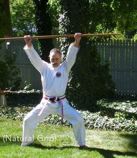 Kobudo Bo Basics 14 Bo Blocks