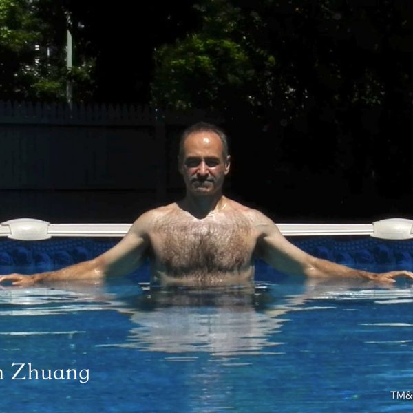 Zhan Zhuang Standing Meditation Full Circle in Water