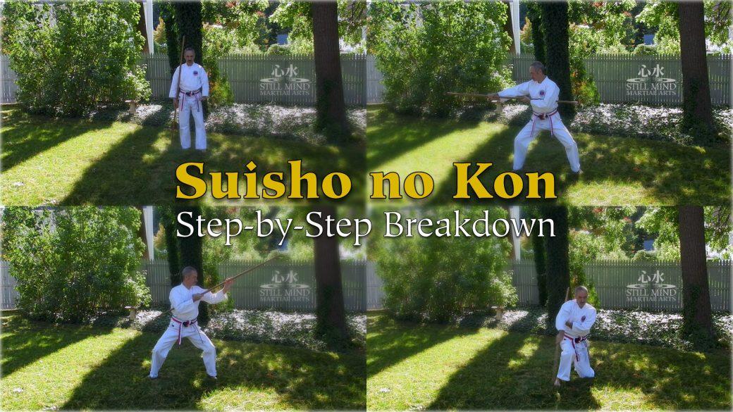 Suisho-no-Kon Step-by-Step Breakdown