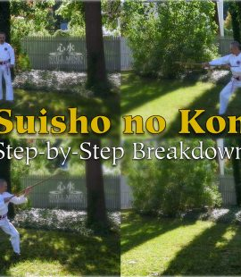 Suisho-no-Kon Step-by-Step Breakdown