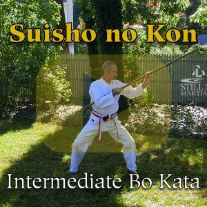 Suisho no Kon Intermediate Bo Kata