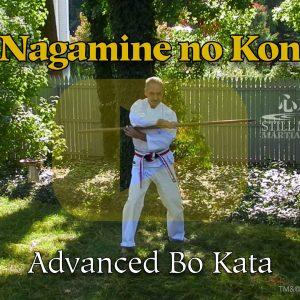 Nagamine no Kon Advanced Bo Kata