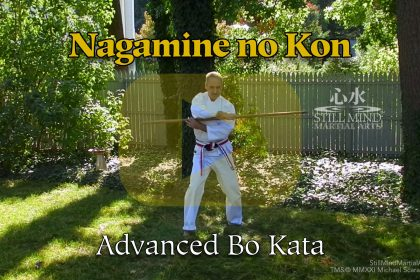Nagamine no Kon Advanced Bo Kata