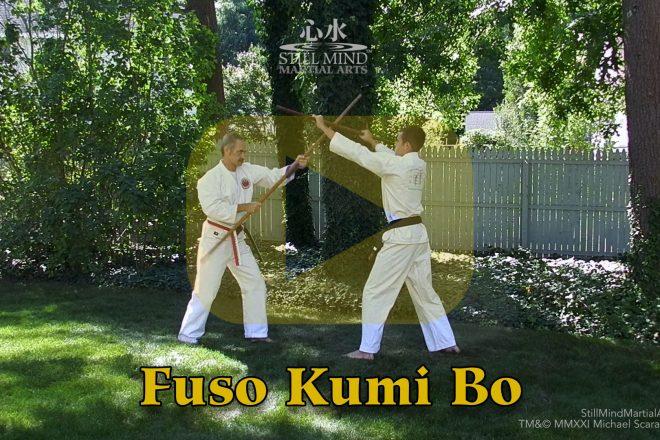 Fuso Kumi Bo - Renshi Mikes and Sempai MJ