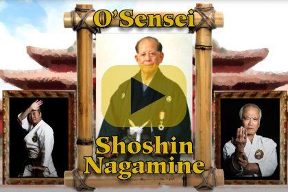 O'Sensei Shoshin Nagamine Memorial Tribute Video